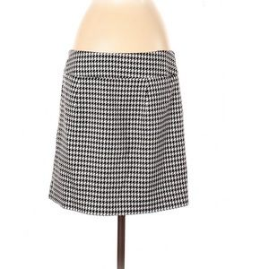 3/$15 The Limited Houndstooth mini skirt